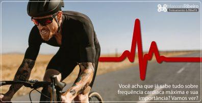 Você acha que já sabe tudo sobre frequência cardíaca máxima e sua importância? Vamos ver?