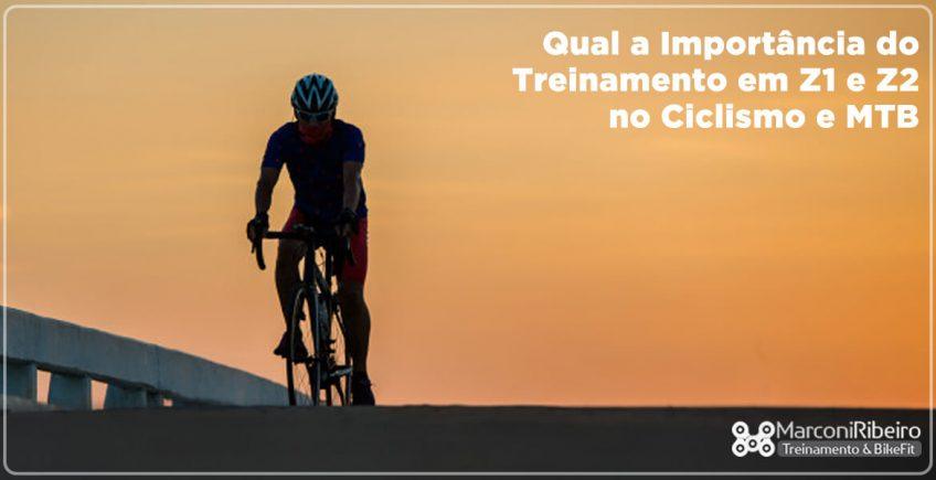 Qual a Importância do Treinamento em Z1 e Z2 no Ciclismo e MTB