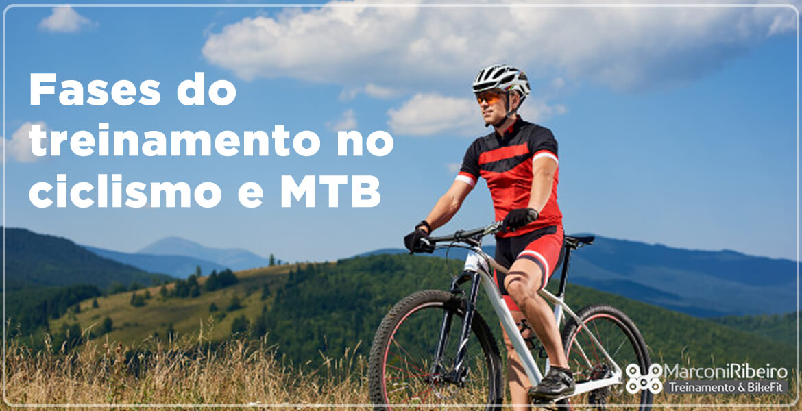 As Fases do Treinamento no Ciclismo e MTB