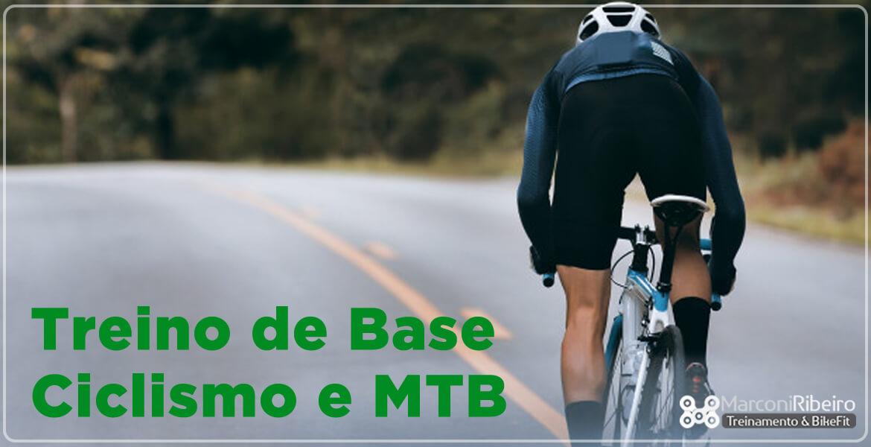 Treinamento de Base Ciclismo e MTB